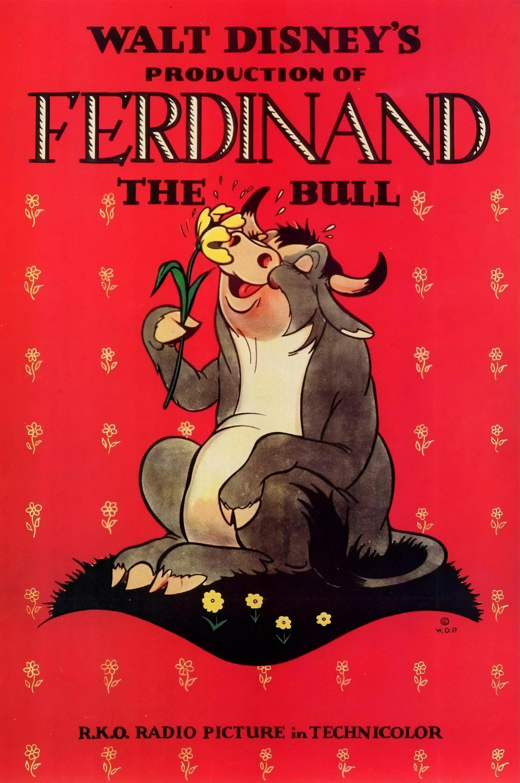 Ferdinando el Toro (1938)