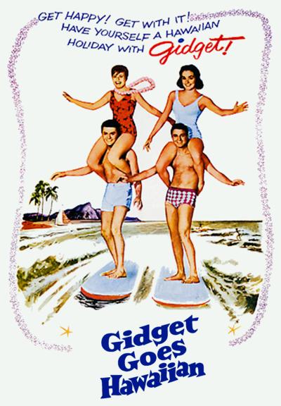 Gidget en Hawái
