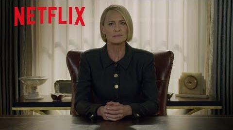 House Of Cards, Cadena Internacional - Netflix Arg