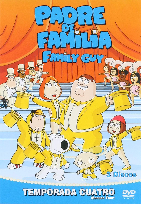 Anexo:4ª temporada de Padre de familia