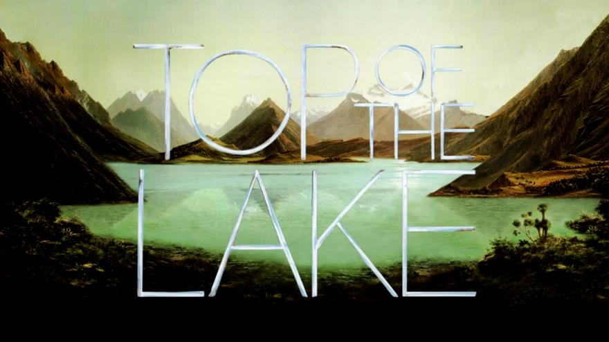 Arriba del lago