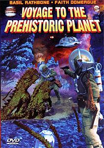 Viaje al planeta prehistórico