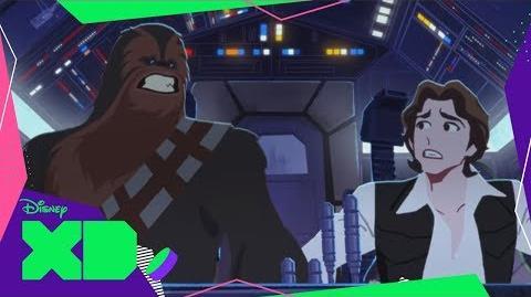 Chewbacca El copiloto de confianza Star Wars Galaxy of Adventures