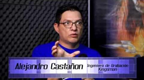 Cinexesos Doblaje Kingsman- El servicio secreto