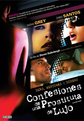 Confesiones de una prostituta de lujo