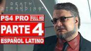 Death Stranding Gameplay en Español Latino Parte 4 - No Comentado (PS4 Pro)