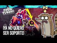 GLITCH TV – ¡LLEGAMOS A CIUDADELA GAMER! - Toontubers - Cartoon Network