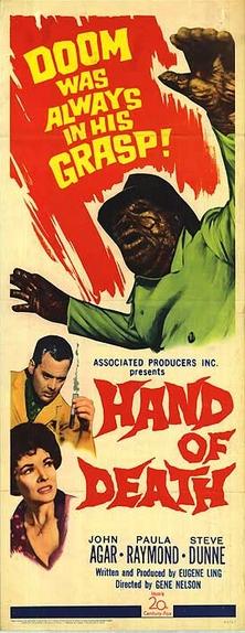 La mano de la muerte