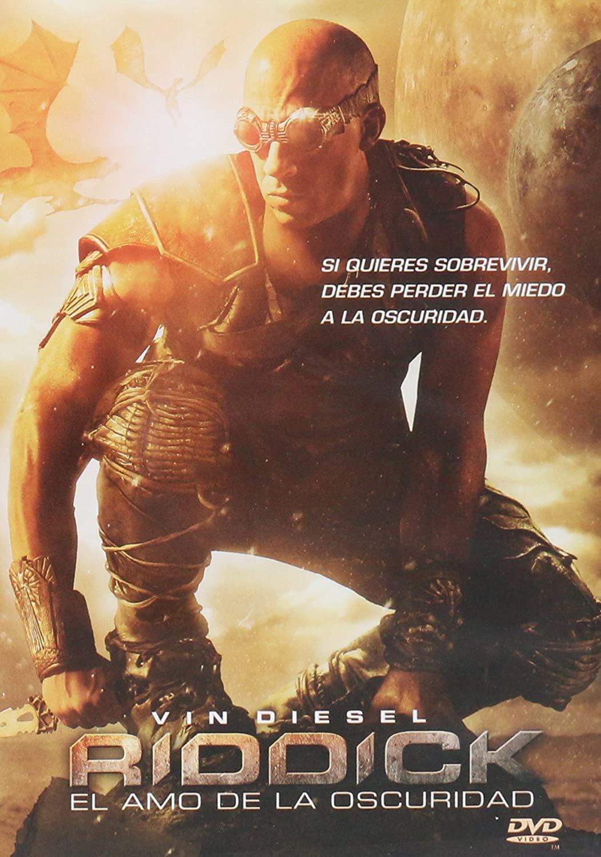 Riddick, el amo de la oscuridad
