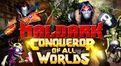 Maldark: El conquistador de todos los mundos