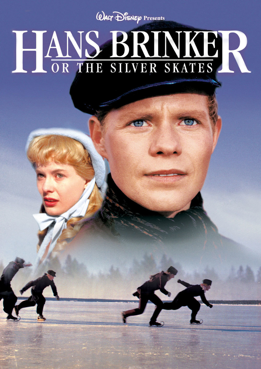 Hans Brinker o los patines de plata