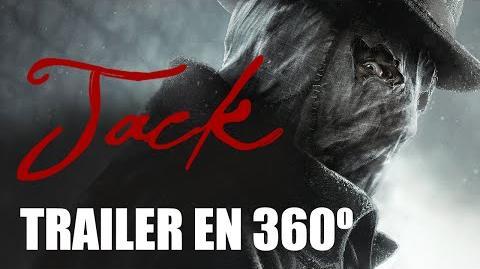 Jack The Ripper, Trailer en 360º - 4k