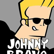 Johnny Bravo poster.jpg