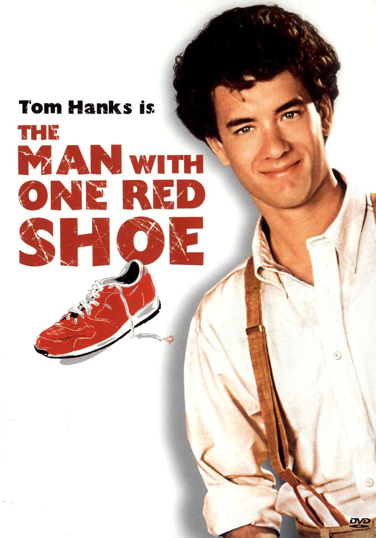 El hombre del zapato rojo