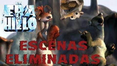5 Escenas Eliminadas En La Era De Hielo Español Latino (2002)