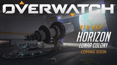 Colonia lunar Horizonte - Overwatch