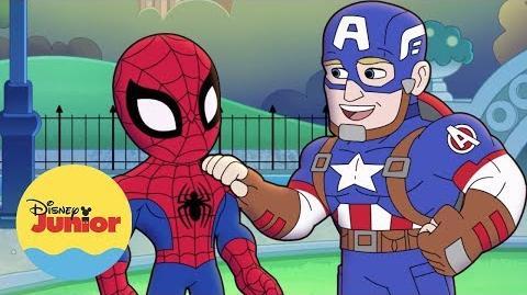 El Regreso de los Juguetes Marvel Aventuras de Súper Héroes