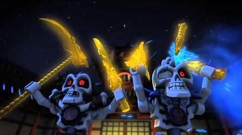 LEGO® Ninjago - The New Masters of Spinjitzu 3
