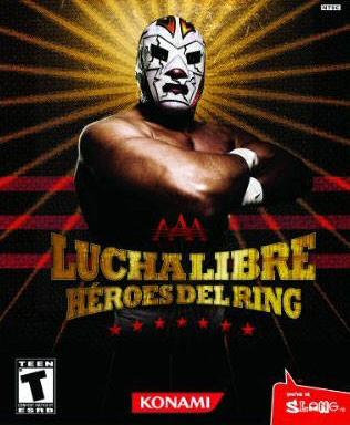 AAA Lucha Libre: Héroes del ring
