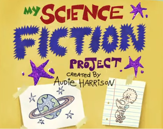 Mi proyecto de ciencia ficción