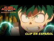 My Hero Academia- Heroes Rising, Clip -1 Doblaje en Español Latino