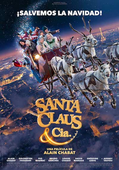 Santa Claus y compañía
