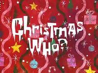 28 Christmas Who-
