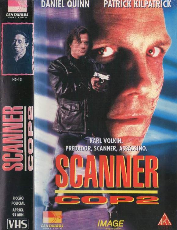 Scanner Cop II: La venganza de Volkin