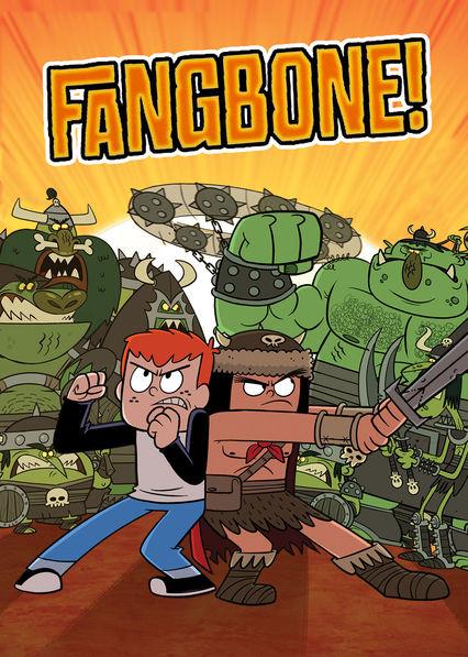 Fangbone: Aventuras cavernícolas