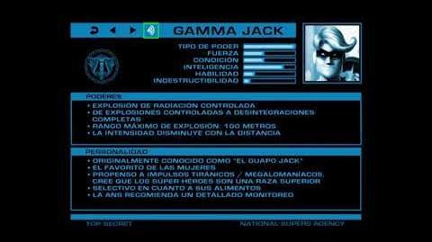 ARCHIVOS SECRETOS DE LA ANS Gamma Jack
