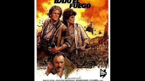 Bajo el fuego (under fire) 1983 película completa en Español