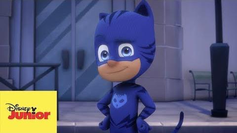 Catboy Improvisa - PJ Masks Héroes en Pijamas