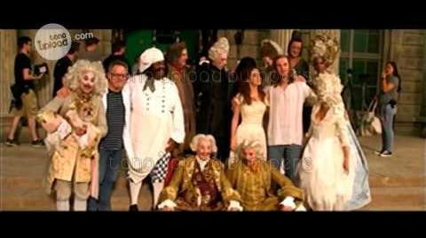 """Disney Planet Entrevista a los actores de """"La bella y la bestia 2017"""" 4 - Disney Channel Latino"""