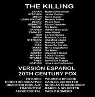 Doblaje Latino de The Killing (1ra Temp. - Cap. 2)