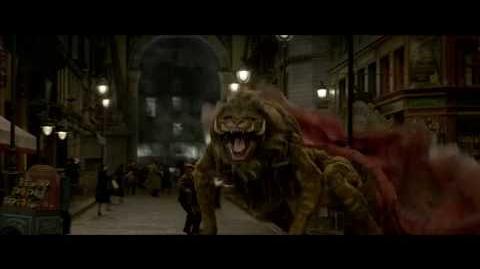 """ANIMALES FANTÁSTICOS LOS CRÍMENES DE GRINDELWALD - Cazar 20"""" - Oficial Warner Bros"""