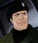 Coronel Samuel Trautman animado