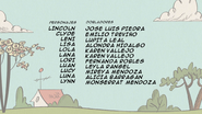Creditos de doblaje The Loud House ESLA (S313-1)