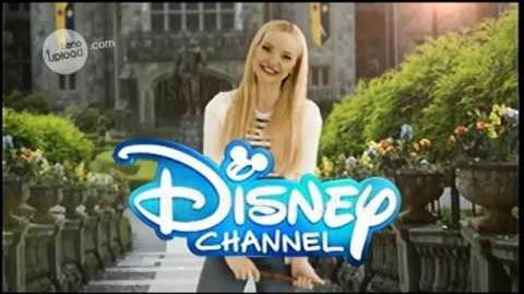 Dove Cameron (Descendientes) - Estás viendo Disney Channel Latinoamérica - Bumper