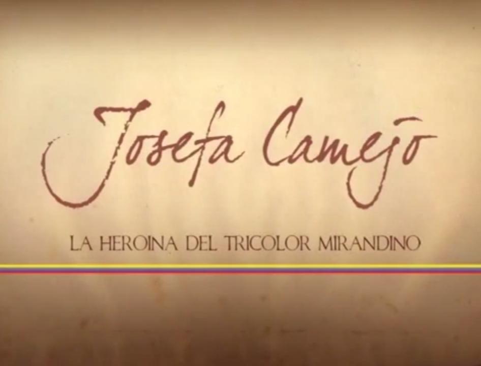 Josefa Camejo: La heroína del tricolor mirandino