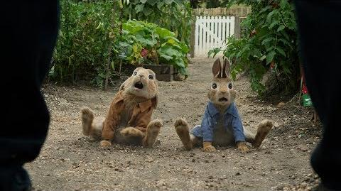 Las Travesuras de Peter Rabbit - Tráiler 2