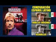 Marcado para Morir -1982- Comparación del Doblaje Latino Original y Redoblaje - Español Latino