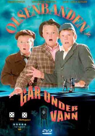 La pandilla de Olsen Junior y el submarino