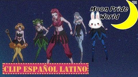 Sailor Moon Crystal - Acto 28 Infinidad 1 Premonicion Parte 2 Español Latino