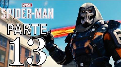 Spider-Man Gameplay en Español Latino Parte 13 - No Comentado (PS4 Pro)