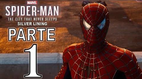 Spider-Man Silver Lining Gameplay en Español Latino Parte 1 - No Comentado (PS4 Pro)