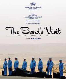 La visita de la banda