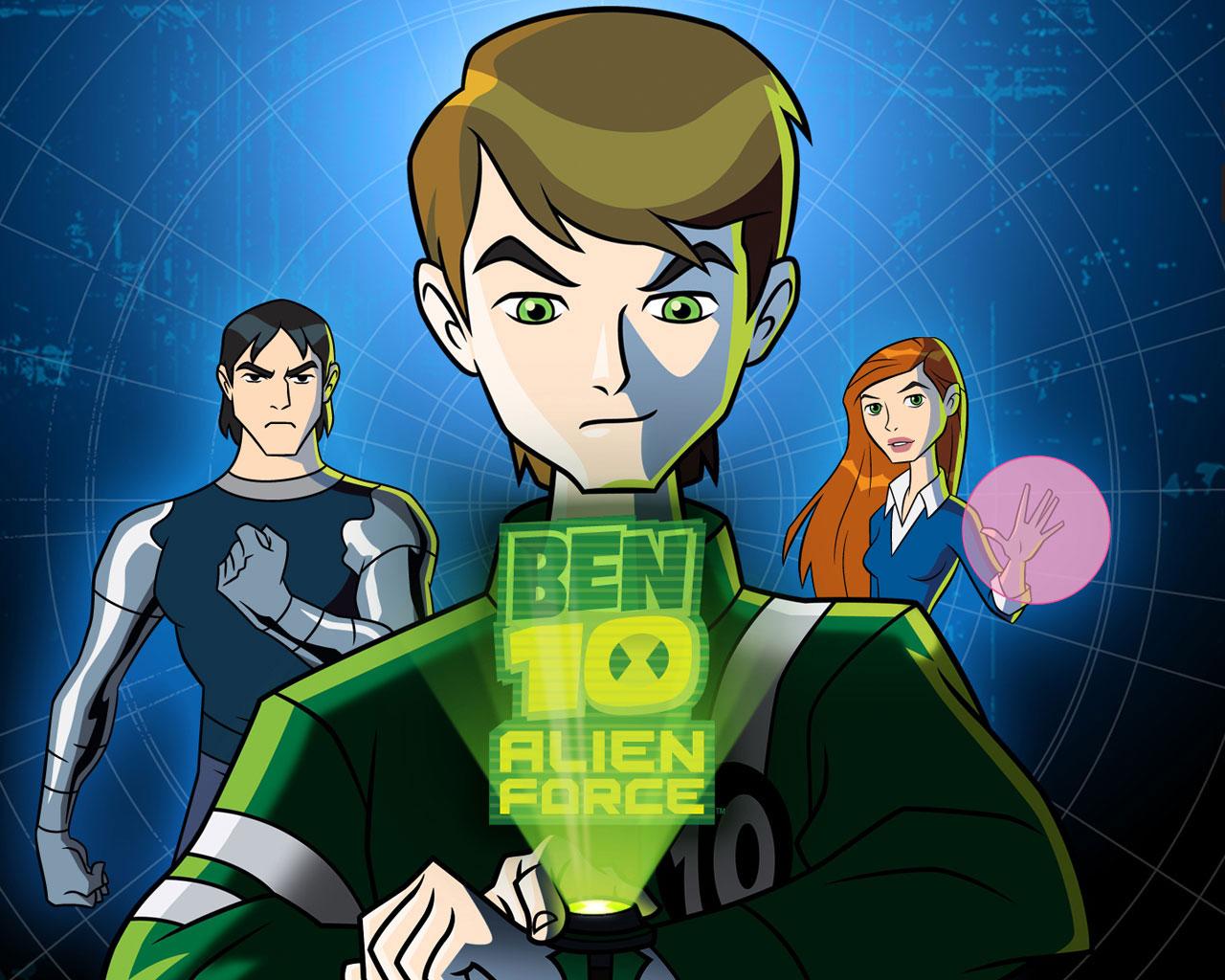 Ben 10 Fuerza Alienígena Doblaje Wiki Fandom