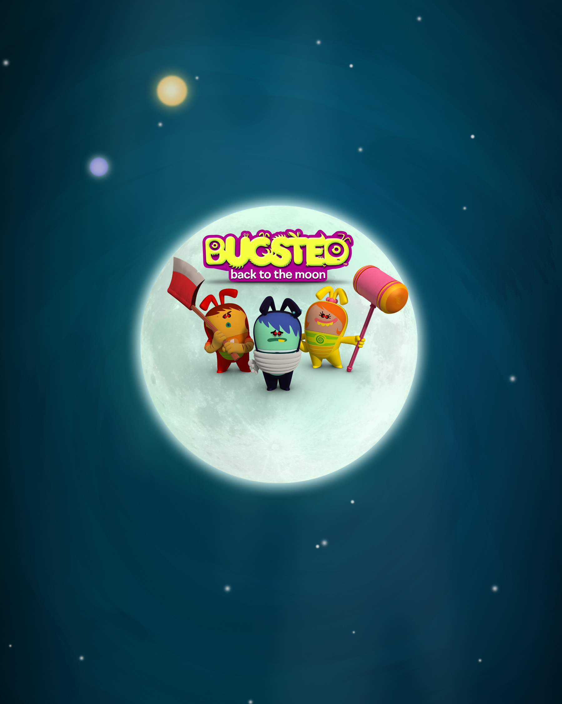 Bugsted: Regreso a la luna