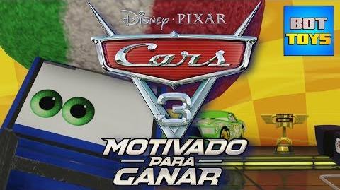 Cars 3 Motivado Para Ganar 3 (PS4 PS3 Nintendo Switch Wii U Xbox 360 Xbox One)