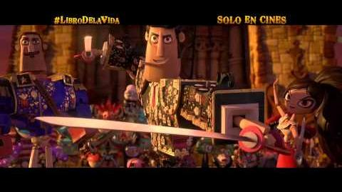 El Libro de la Vida - Aventura épica (HD)